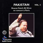 Nusrat Fateh Ali Khan En Concert A Paris- Vol. 2