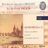 Mozart: Complete String Quartets, Vol.4
