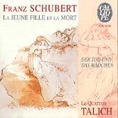 Schubert: La Jeune Fille et la Mort / Le Quatuor Talich