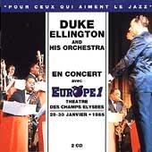 Theatre Des Champs Elysees 1965