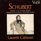 Schubert: Piano Sonatas, D. 959 & 537 / Cabasso