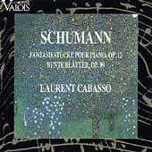 Schumann: Fantasiestuecke; Bunte Blaetter / Cabasso