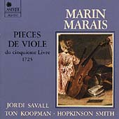 Marais: Viol music