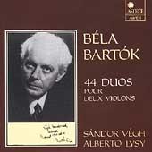 Bartok: Violin Duos