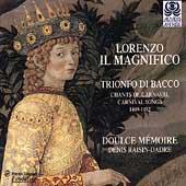 Lorenzo il Magnifico: Trionfo di Bacco