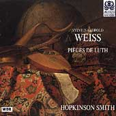 Leopold Sylvius Weiss: Works for Lute / Hopkinson Smith
