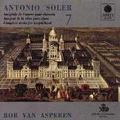 Soler: Harpsichord Works, Vol. 7