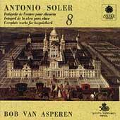 Soler: Harpsichord Works, Vol. 8