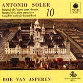 Soler: Harpsichord Works, Vol.10
