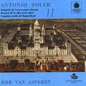 Soler: Harpsichord Works, Vol.11