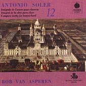 Soler: Harpsichord Works, Vol.12