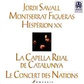 Portraits / Savall, Figueras, Hesperion XX, Le Concert Des Nations et al
