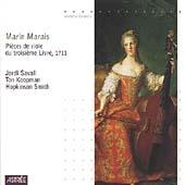 Marais: Pieces for Viol, Book 3