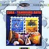 Cuba - Tambours Bata