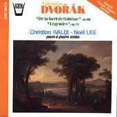 Dvorak: Piano works for four hands