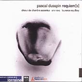 Dusapin: Requiem[s] / Laurence Equilbey, Accentus Choir, Ars Nova