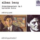 L'Ecole de Vienne Vol 1 - Alban Berg / Arditti Quartet