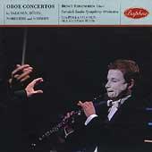 Salonen, B排tz, Nordheim, Schmidt: Oboe Concertos /Rosengren