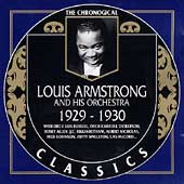 Louis Armstrong And His Orchestra 1929-1930