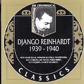 Django Reinhardt: 1939-1940