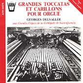 Great Toccatas and Chimes for Organ