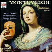 Monteverdi: Third Book of Madrigals