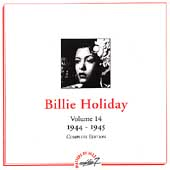Masters Of Jazz Volume 14 1944-1945: Billie Holiday (Complete Edition)