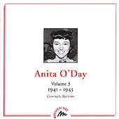 Anita O'Day  Vol. 3: 1941-1943
