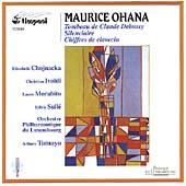 Ohana: Le Tombeau de Debussy, etc / Tamayo, Luxembourg PO