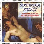 Monteverdi: Secondo Libro de' Madrigali / Alessandrini