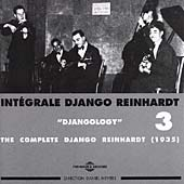Integrale Django Reinhardt, Volume 3