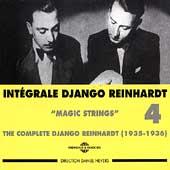 Integrale Django Reinhardt Vol. 4