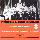 Integrale Django Reinhardt Vol.8