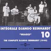 Integrale Django Reinhardt Volume 10