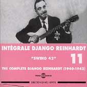 Integrale Django Reinhardt Vol.11