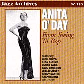 From Swing To Bebop 1941-1948