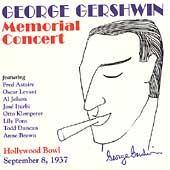 Gershwin Memorial Concert - September 8, 1937