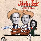 Johnny & Jack With Kitty Wells At KWKH