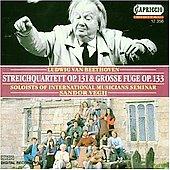 Beethoven: Streichquartette Op 131 & Grosse Fuge Op 133