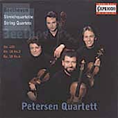Beethoven: String Quartets / Petersen Quartet