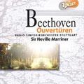 Beethoven: Ouvertueren / Marriner, Stuttgart Radio SO