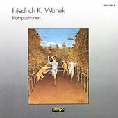 F K Wanek: Orchestral & Chamber Works