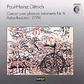 P-H.Dittrich: Orchestral and Chamber Works