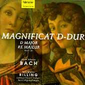 Bach: Magnificat; Cantata, BWV10