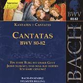 Bach: Cantatas 80-82