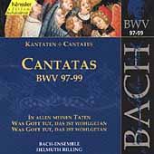 Bach: Cantatas Nos 07-99