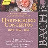 Bach: Harpsichord Concertos BWV1052-1054