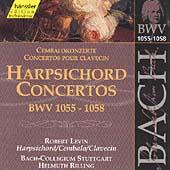Bach: Harpsichord Concertos BWV1055-1058