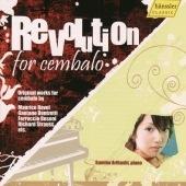 Revolution for Cembalo -Ravel, Massenet, Donizetti, etc / Sumina Arihashi(cemb)