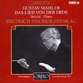 Mahler: (Das) Lied von der Erde